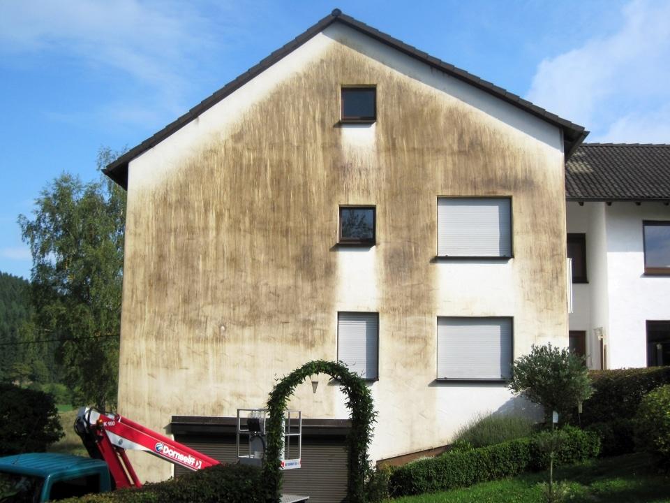 Fassadenreinigung Osnabrück